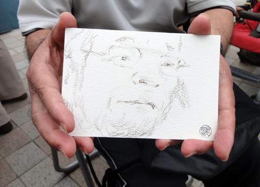 梅崎さんの似顔絵「実例」.JPG
