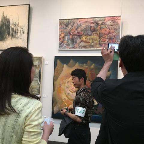 001・7日目「上野の森美術館」で展示中・480.jpg