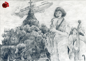 デッサン「JAZZ」(芦屋市・芦屋教会)・完成・510・04.jpg