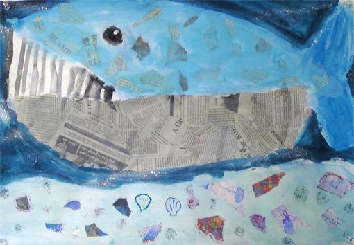 神戸ビエンナーレ「子供の絵・クジラ」・004.jpg