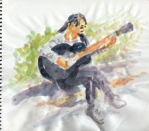 010・ギターを弾く少女・510.jpg